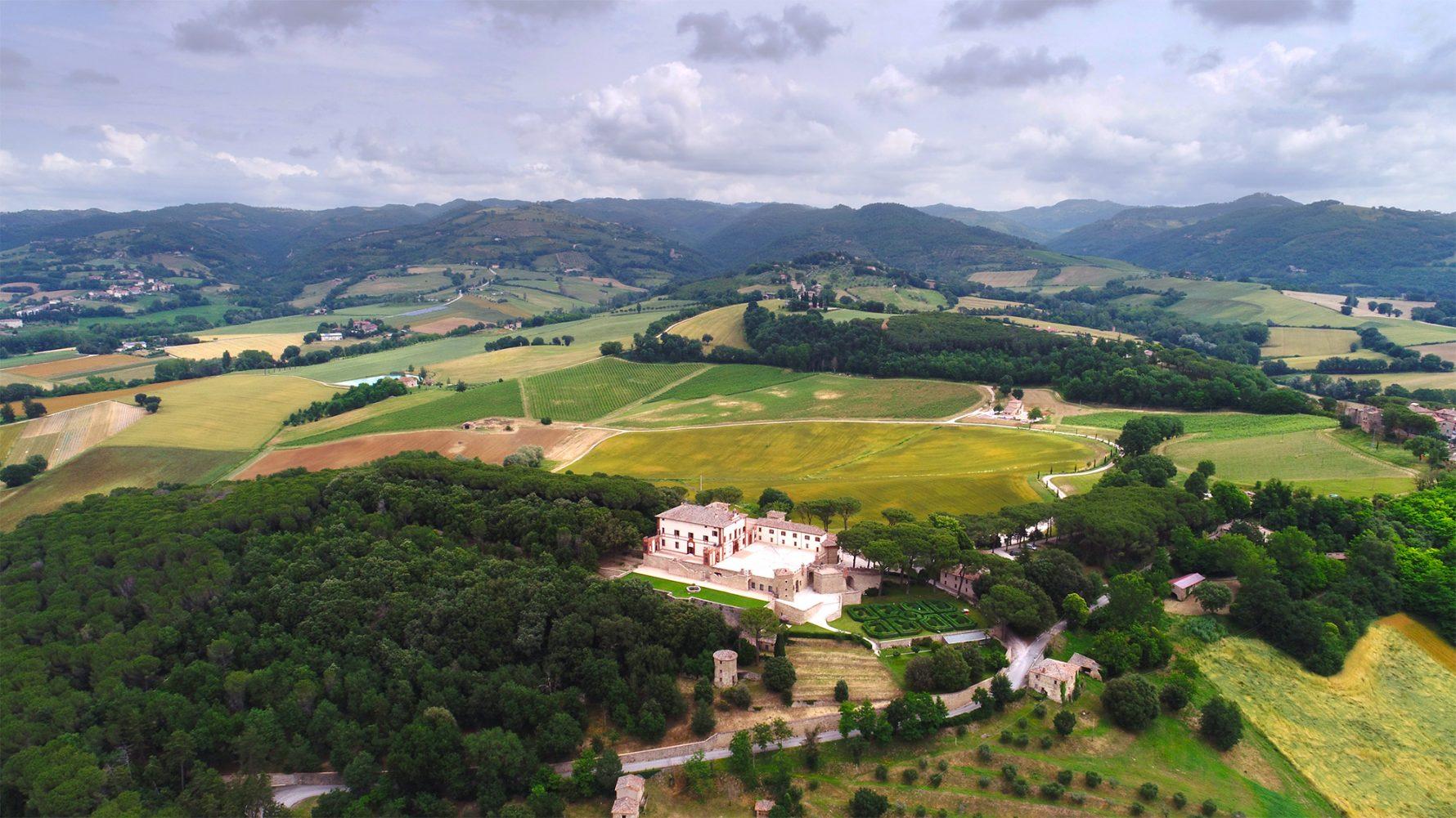 Solfagnano Castle